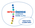 Info énergie Auvergne Rhône Alpes