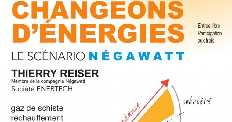 conférence Négawatt