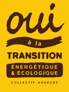logo du collectif oui à la transition 07