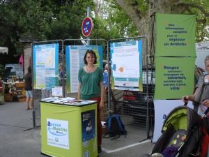 L'Agence de mobilité Ardèche...