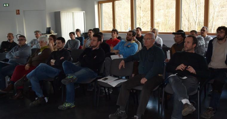 5 a 7 de l'eco-construction : les cles de reussite pour le bon fonctionnement des chaufferies bois, Charles BULLE de l'AJENA et Walter BILLIG de Chauffage bois service, 22 mars 2016