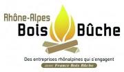 Rhône-Alpes bois bûche