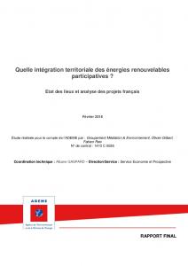 couverture quelle-integration-territoriale-enr-participatives-2016-rapport