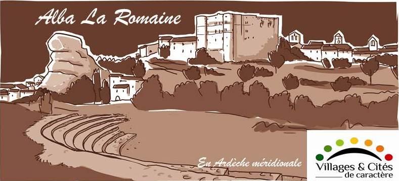 Logo Alba la Romaine