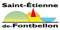 Logo commune de St Etienne de Fontbeelon