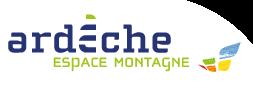 Logo syndicat mixte de la Montagne Ardéchoise